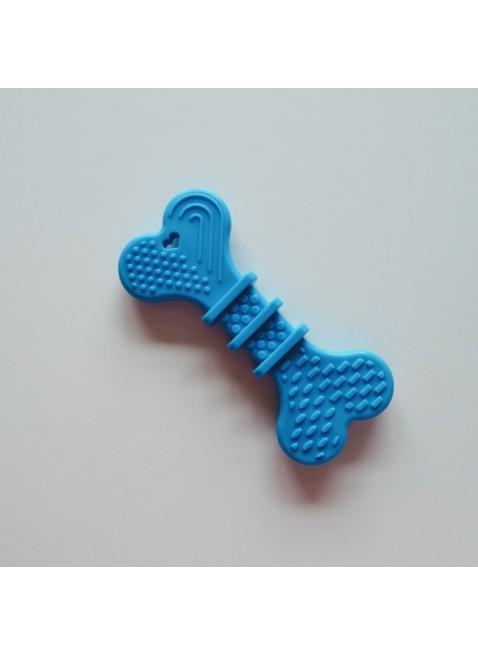 Baby Bone Blue Teether