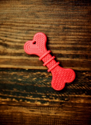 Color me Coral Teether